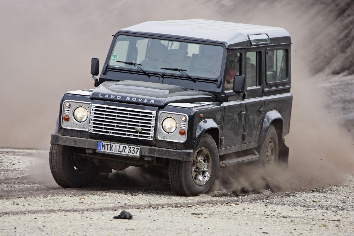 «Брать или не брать»: выбираем подержанный Land Rover Defender  3