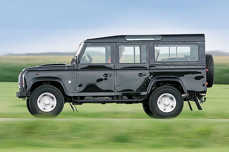 «Брать или не брать»: выбираем подержанный Land Rover Defender  4