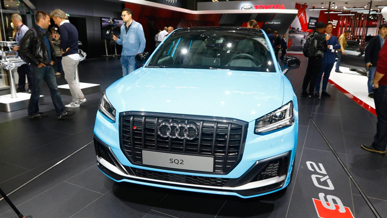 Электрокар Audi Q2 L e-tron сертифицирован в Китае 1