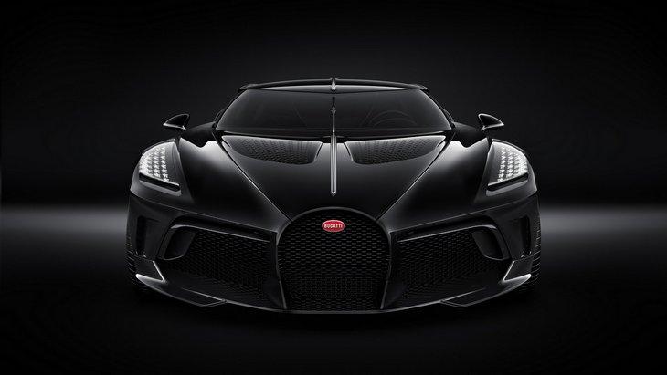 Bugatti задумалась о «бюджетной» электрифицированной альтернативе Chiron 1