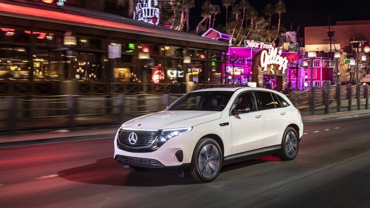 BMW и Mercedes хотят совместно выпускать платформы для электромобилей 1
