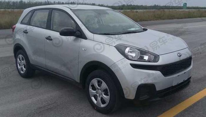 Перелицованная версия Hyundai Creta от Kia обновилась 1