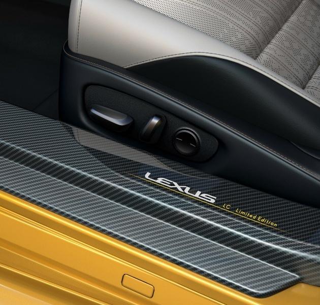 Lexus объявил старт продаж ярко-желтого спорткупе LC 500 3