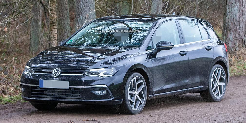 Volkswagen перенес премьеру нового Golf 1