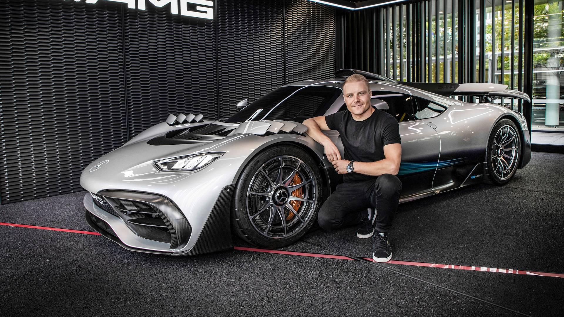 Все модели Mercedes-AMG станут подключаемыми гибридами 1