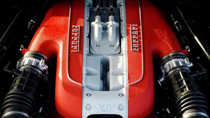 Ferrari сделает все для сохранения мотора V12 1