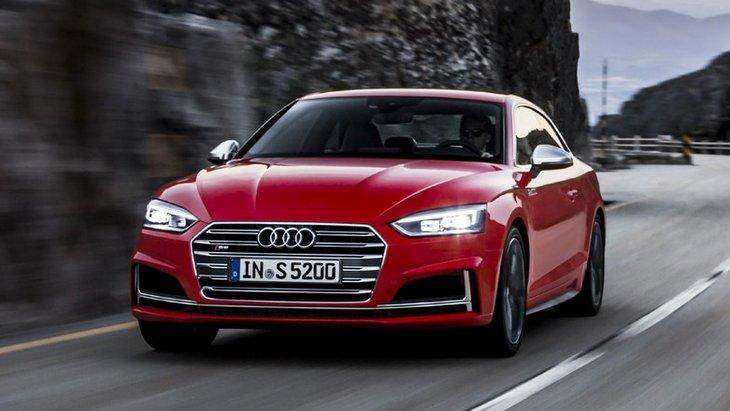 Audi поставит на линейку S5 дизельный мотор на 342 лошади 1