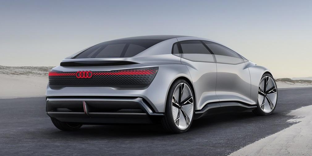Audi анонсировала премьеру двух новых электрокаров 2