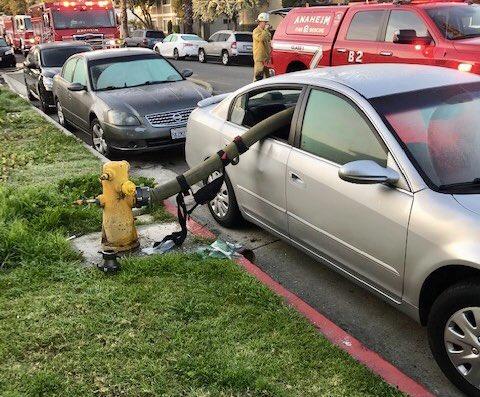 Почему нельзя парковать автомобиль возле пожарного гидранта — AvtoBlog.ua