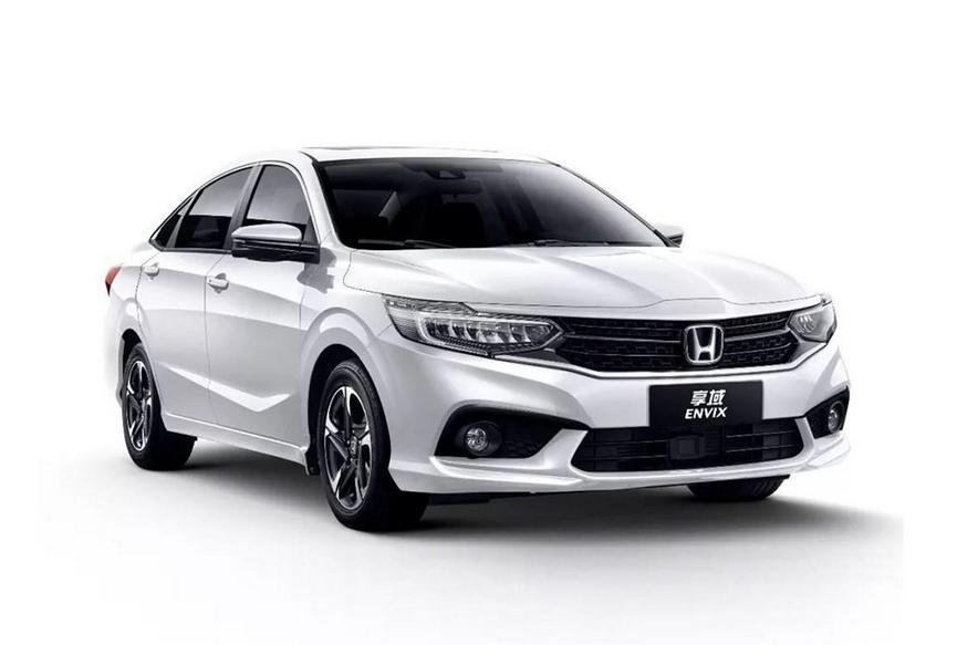 Особенности нового седана Honda Envix 1