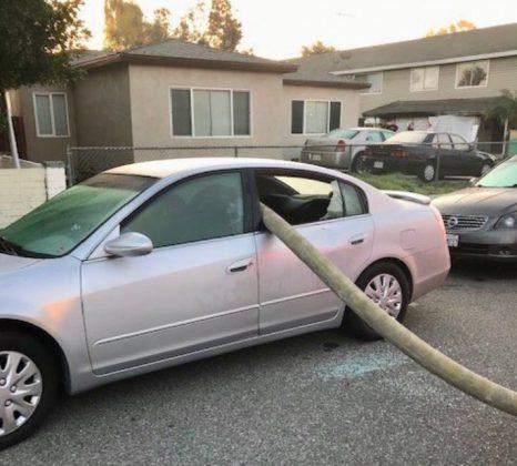 Почему нельзя парковать автомобиль возле пожарного гидранта 1