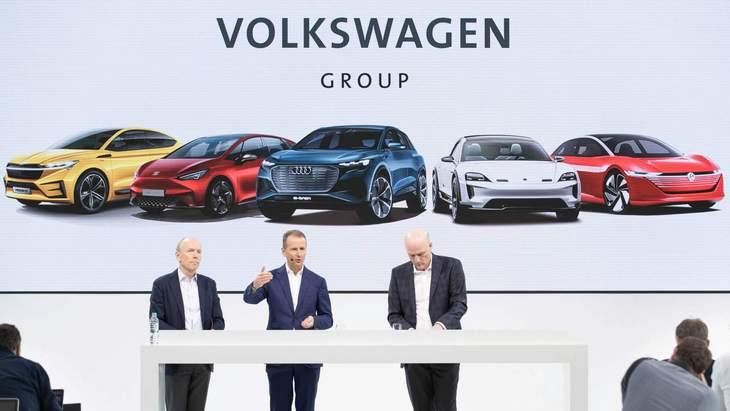 Volkswagen обещает заполнить мир десятками миллионов электрокаров к 2028 году 1