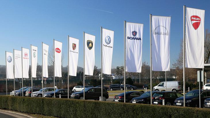 Volkswagen Group готовится к распродаже своих брендов 1