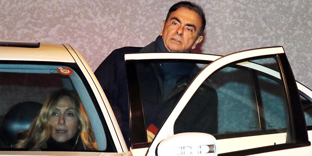 Карлосу Гону запретили приходить на заседание совета директоров Nissan 1