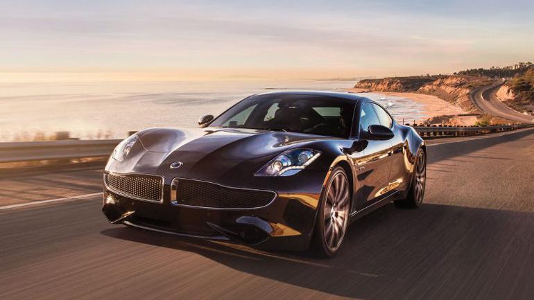 Компания Karma Automotive представит две новинки 1
