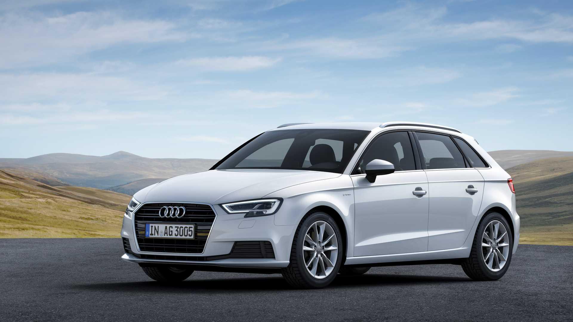 Audi обновила двухтопливный A3 Sportback g-tron 1