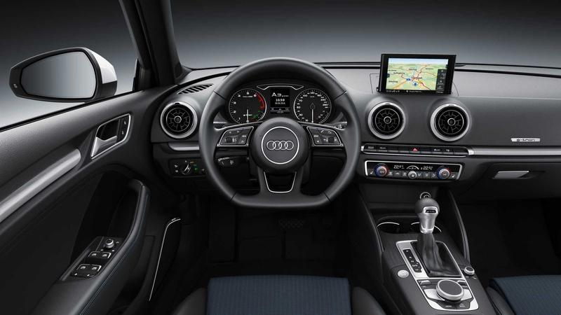 Audi обновила двухтопливный A3 Sportback g-tron 3