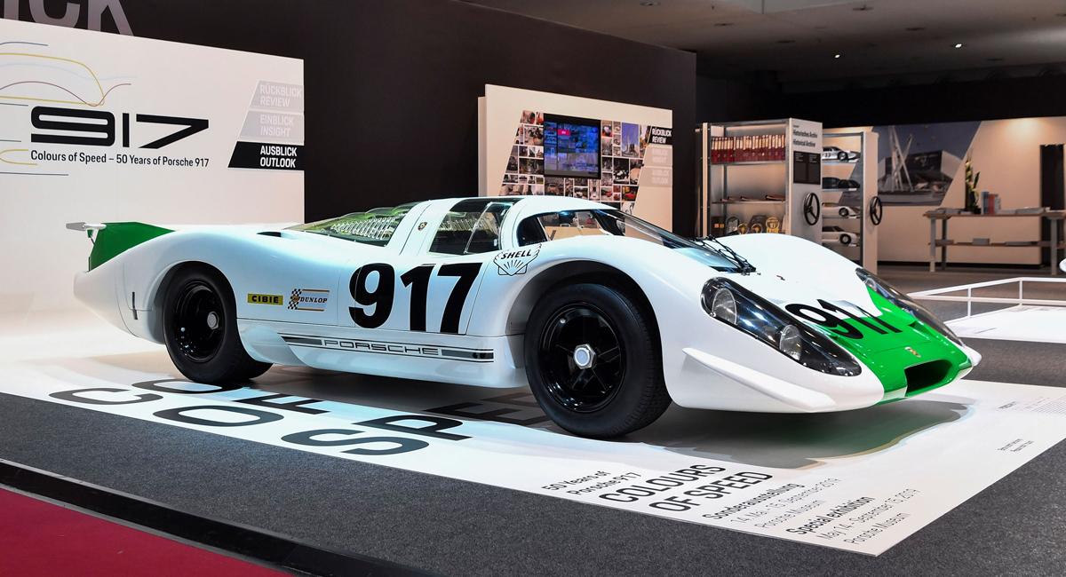 Новый Porsche 917 построят к 50-летию модели 2