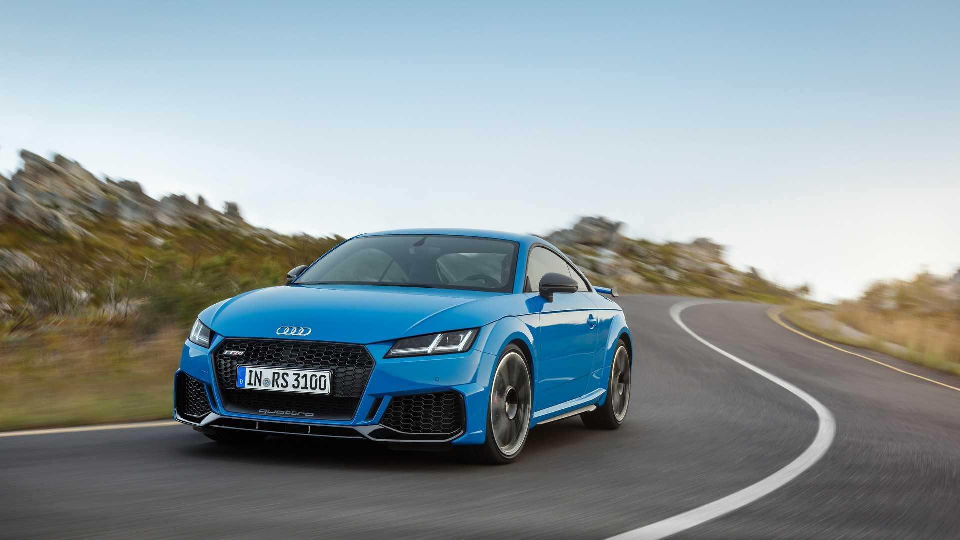 Нынешнее поколение может стать последним для Audi TT 1
