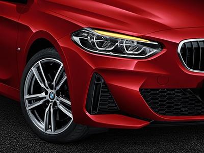 BMW представит новую «копейку» в сентябре 1
