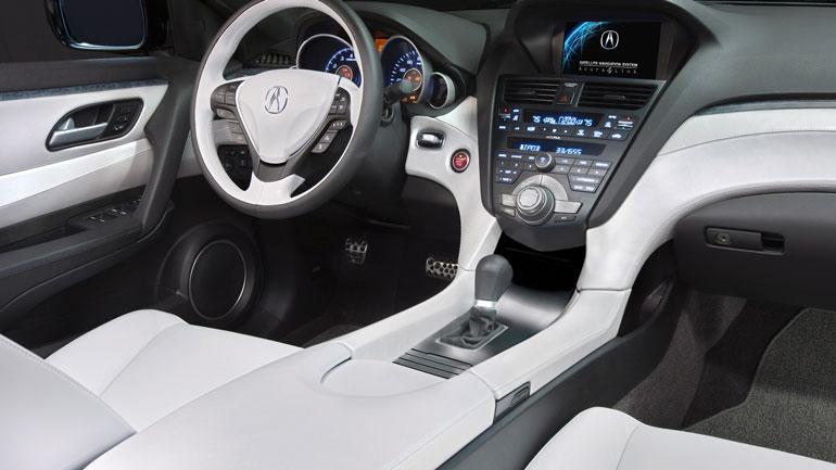 Acura выпустит новый седан и воскресит кросс-купе ZDX 1