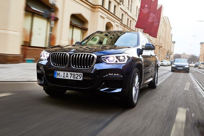BMW X3 расширил гибридную гамму марки 1