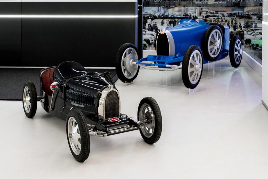 Новый Bugatti Baby: не только для детей 1