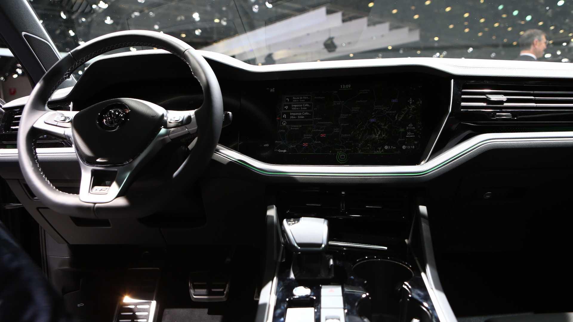Самый мощный дизельный VW Touareg станет и самым последним 2