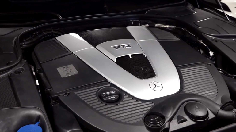 Mercedes-Maybach S600 Pullman Guard 2019 показали на видео 3