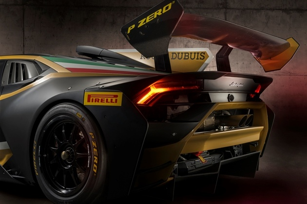 Lamborghini представил суперкар с часами на крыше 2