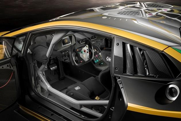 Lamborghini представил суперкар с часами на крыше 3