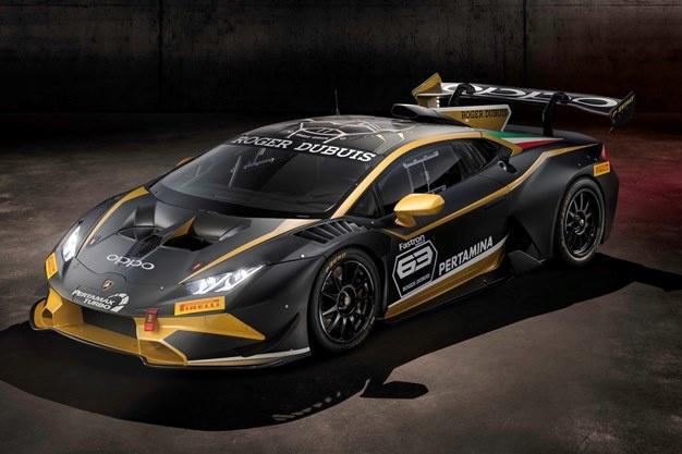 Lamborghini представил суперкар с часами на крыше 4