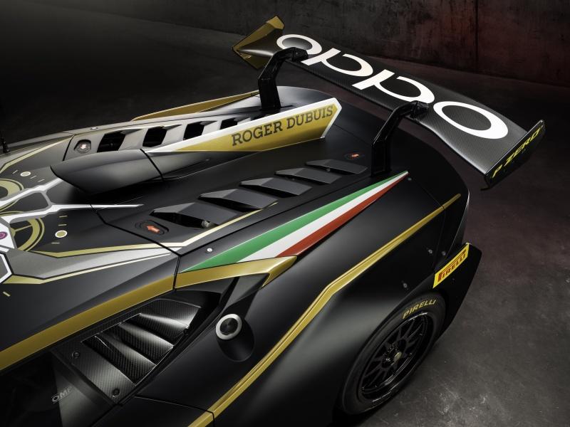 Lamborghini представил суперкар с часами на крыше 5