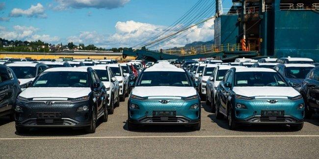Hyundai не может справиться с большим спросом на Kona Electric 1