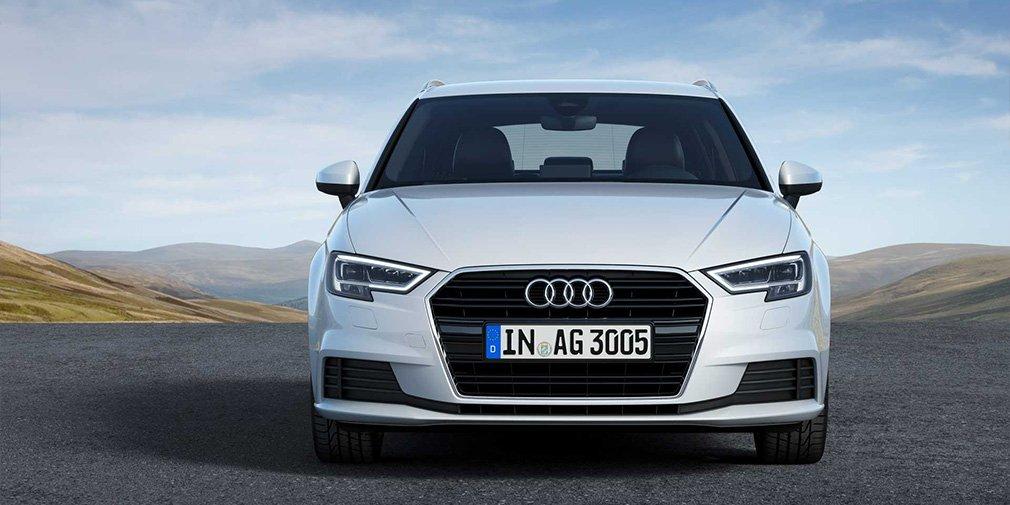 Хэтчбек Audi A3 на газе стал мощнее 1