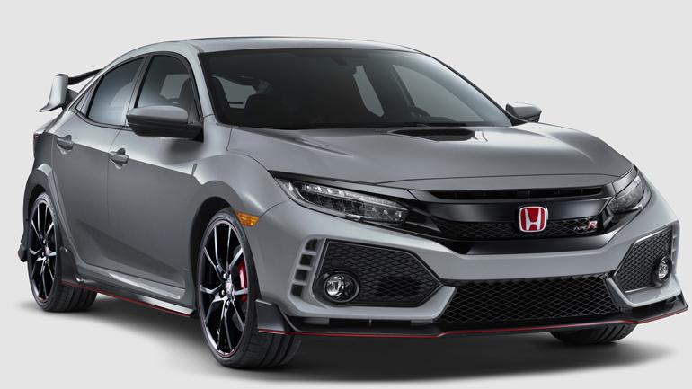 Новая версия Honda Civic Type R может стать гибридной 1