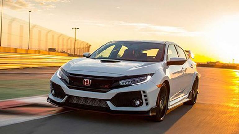 Новая версия Honda Civic Type R может стать гибридной 2
