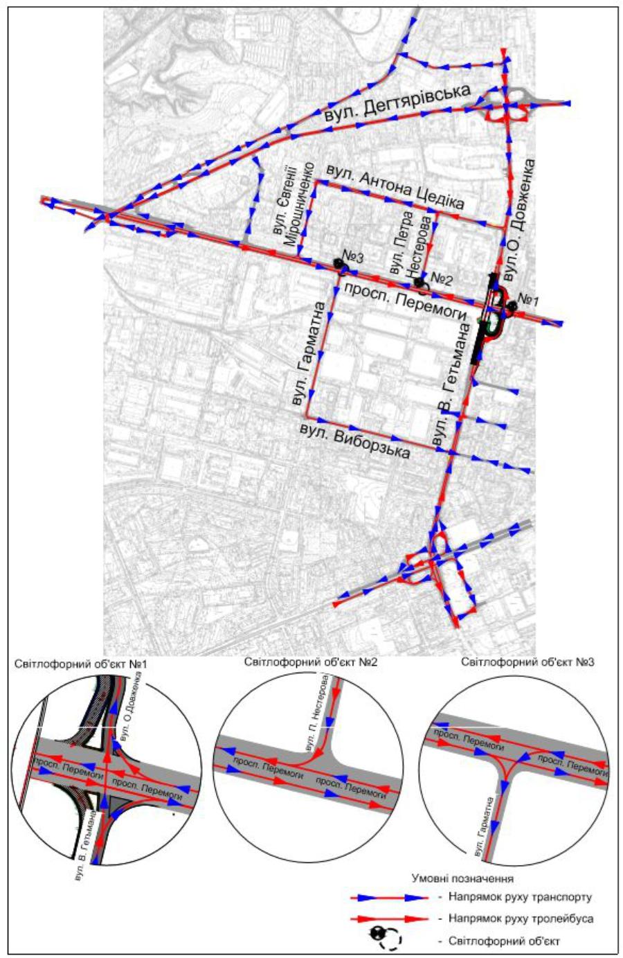Движение транспорта по Шулявскому путепроводу перекроют 16 марта 1