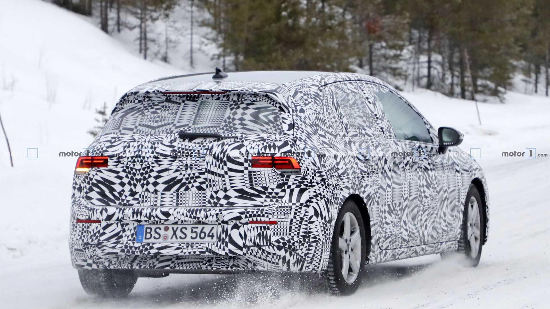 Новый Volkswagen Golf станет «гигантским скачком вперёд» 2