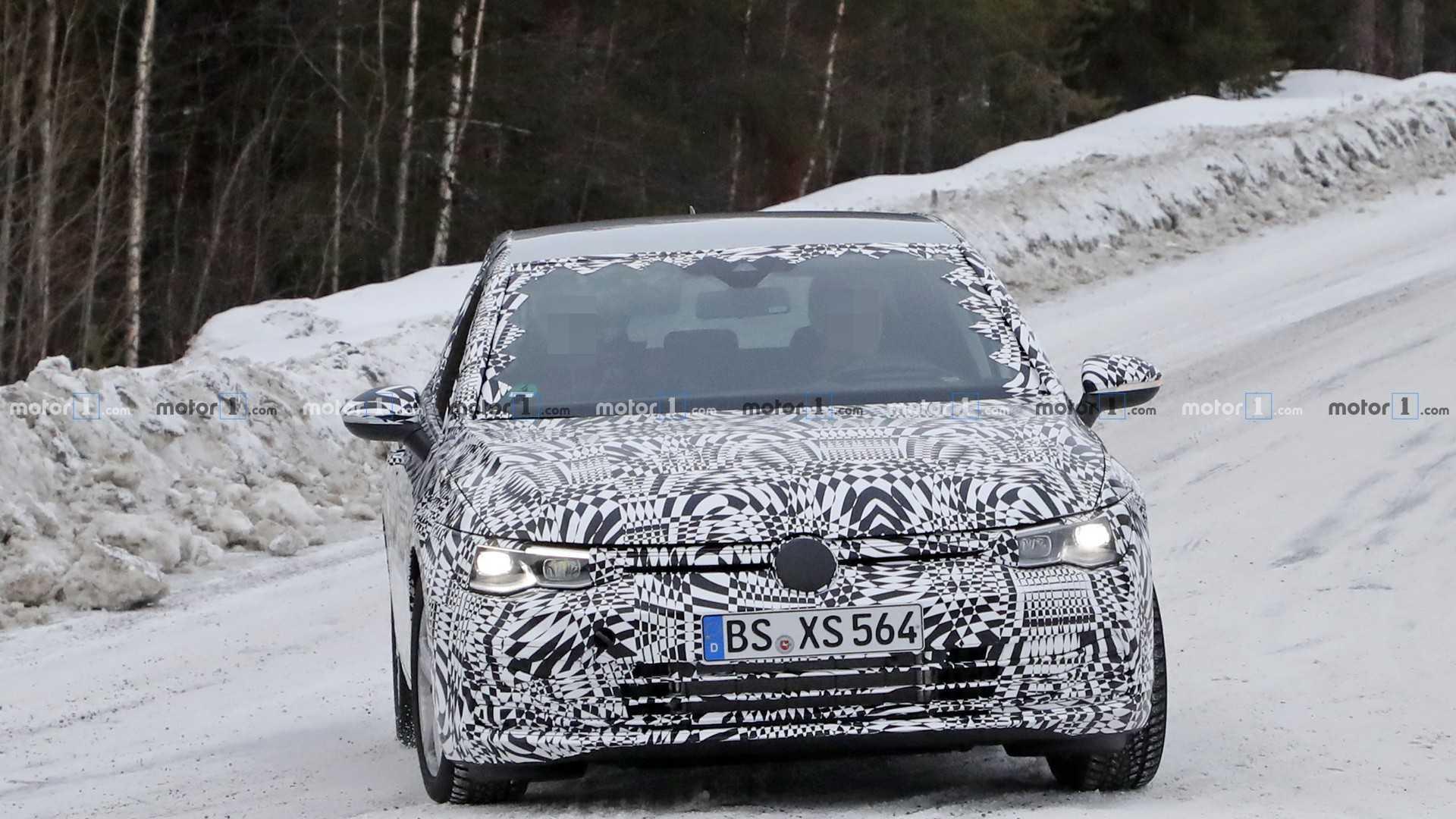 Новый Volkswagen Golf станет «гигантским скачком вперёд» 1