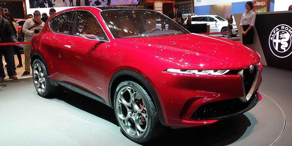 Alfa Romeo назвала новый кроссовер именем горного перевала 1