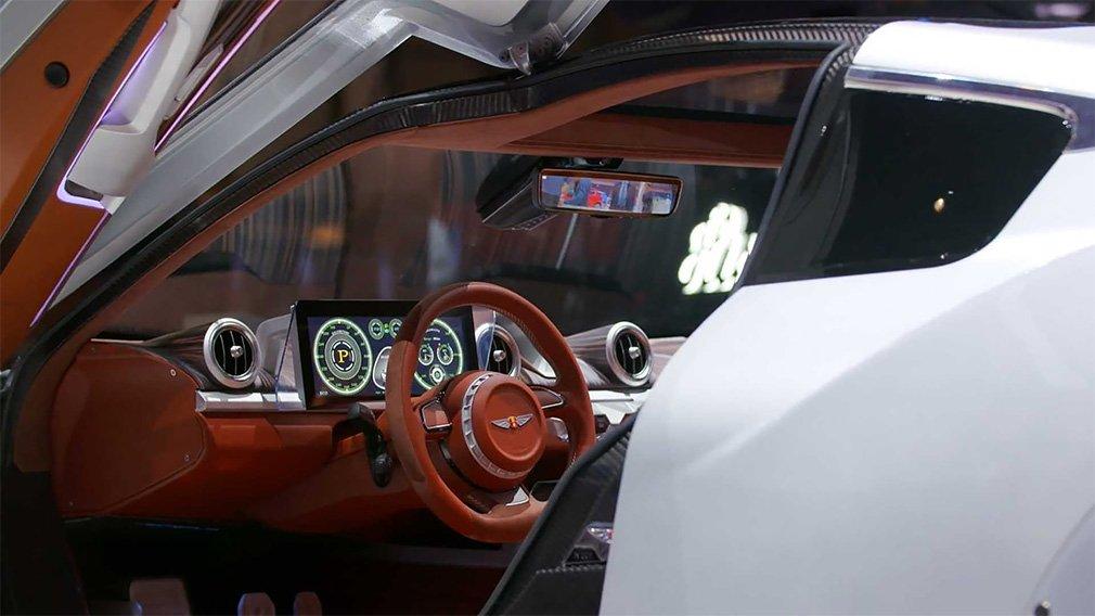 Возрожденная Hispano Suiza показала 1020-сильный суперкар в стиле 1930-х 3