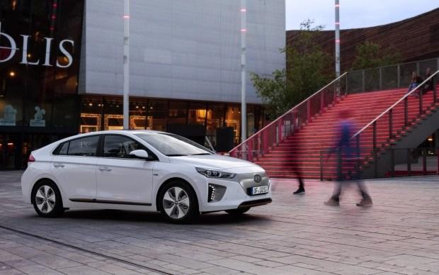 Hyundai готовит новую модель электромобиля на собственной платформе 1