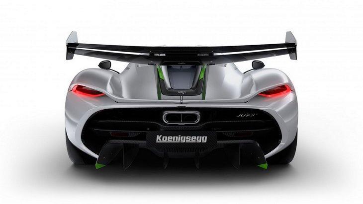 Koenigsegg представила модель Jesko 3