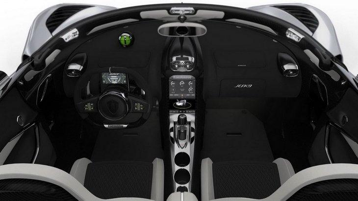 Koenigsegg представила модель Jesko 4