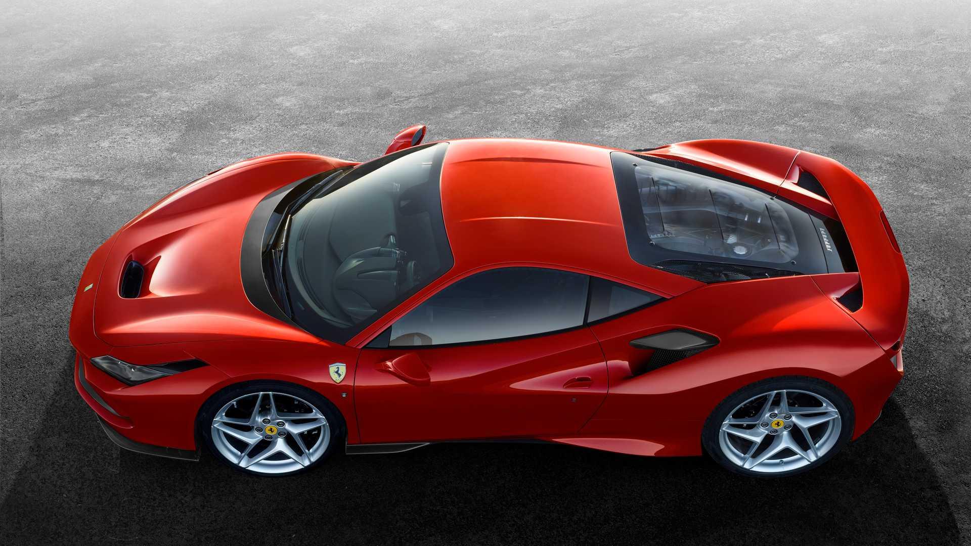 Ferrari представит несколько новинок до конца 2019 года 1