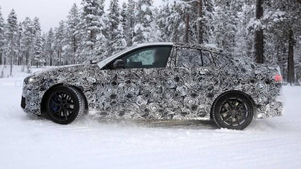 Новые подробности о BMW 2-Series в версии Gran Coupe 1