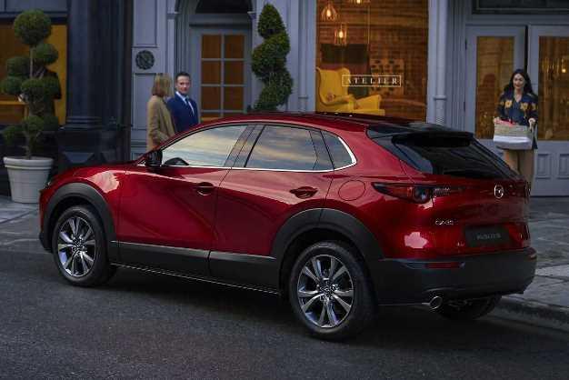 Mazda показала новый интересный кроссовер 1