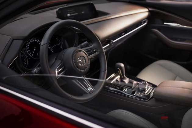 Mazda показала новый интересный кроссовер 3