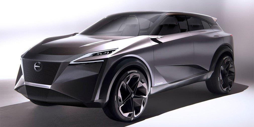 Nissan рассекретил предвестника нового Qashqai 1